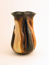 """Body in Motion"" vase"