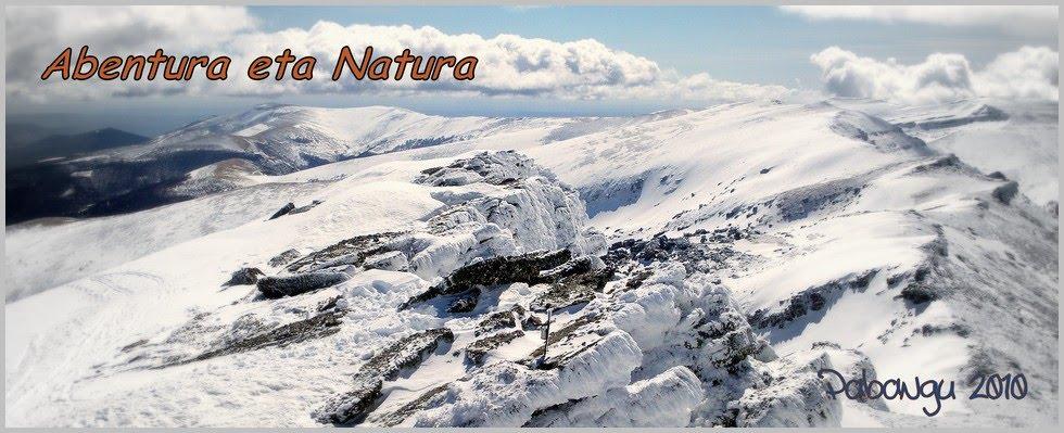 Abentura eta Natura