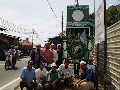 Ajk Cawangan bersama Timbalan YDP & Saudara Hamidon