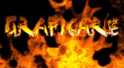 Effetto fuoco in Photoshop