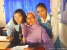 lovely teacher,michelle & me