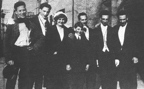 Hermanos Marx - Filmografía