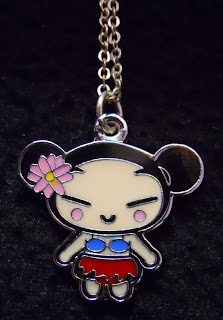 Pucca girl necklace