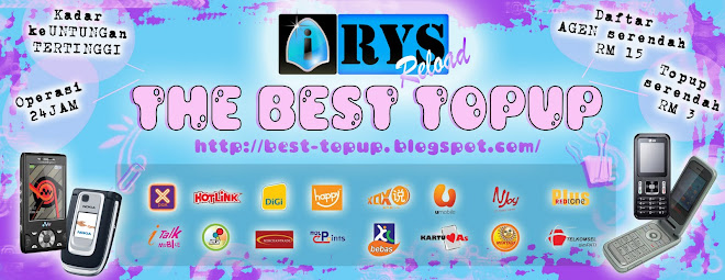 The Best Topup of iRys Reload