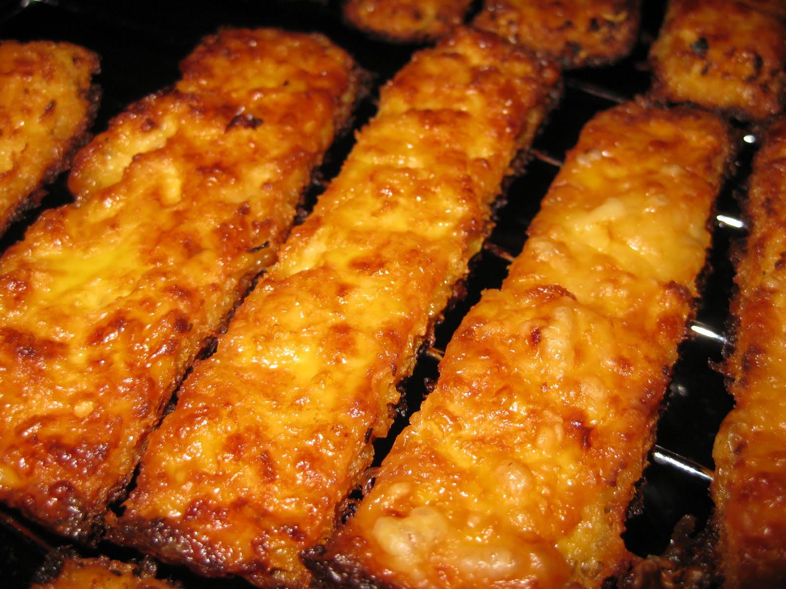 ... Not Breadsticks (variation of Cleochatra's Cauliflower Breadsticks