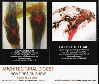 jorge posada art work blog new work architectural event scoop the architectural digest 13th home design