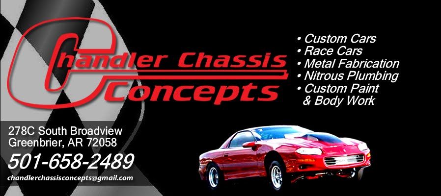 Chandler Chassis Concepts