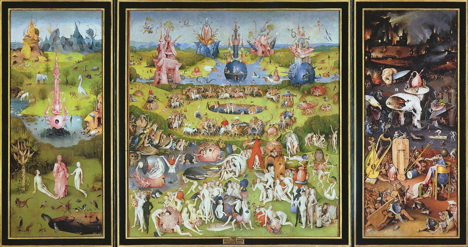Espacio ch jov borges y el unicornio - Jardin infierno ...