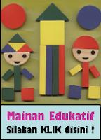 Mainan Edukatif (Alat Permainan Edukatif / APE)