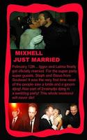 Casamento de Igor Cavalera