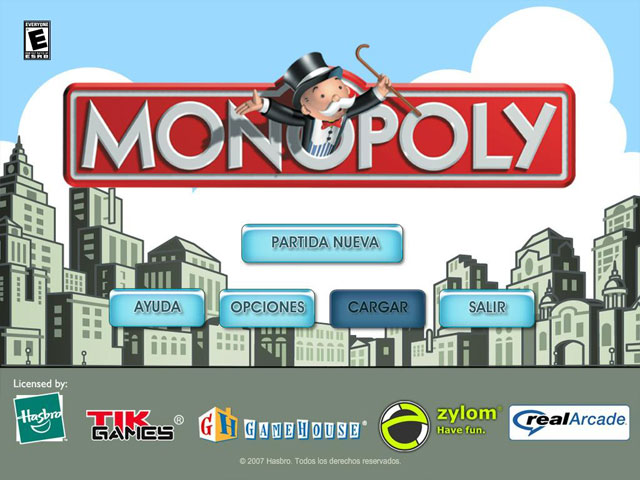monopolio juego en español gratis
