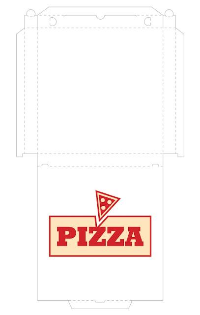 my froggy stuff printables pizza box - Google Search | 5 t?m ...