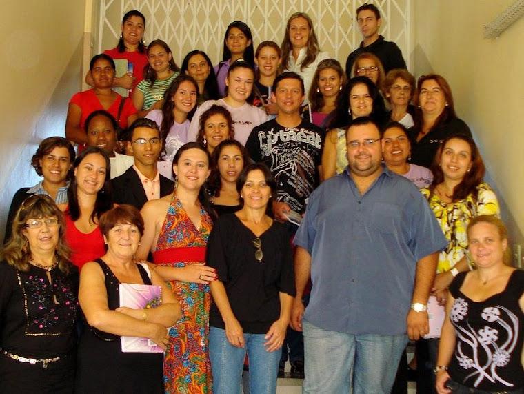 Turma de Pedagogia UFSM/EAD