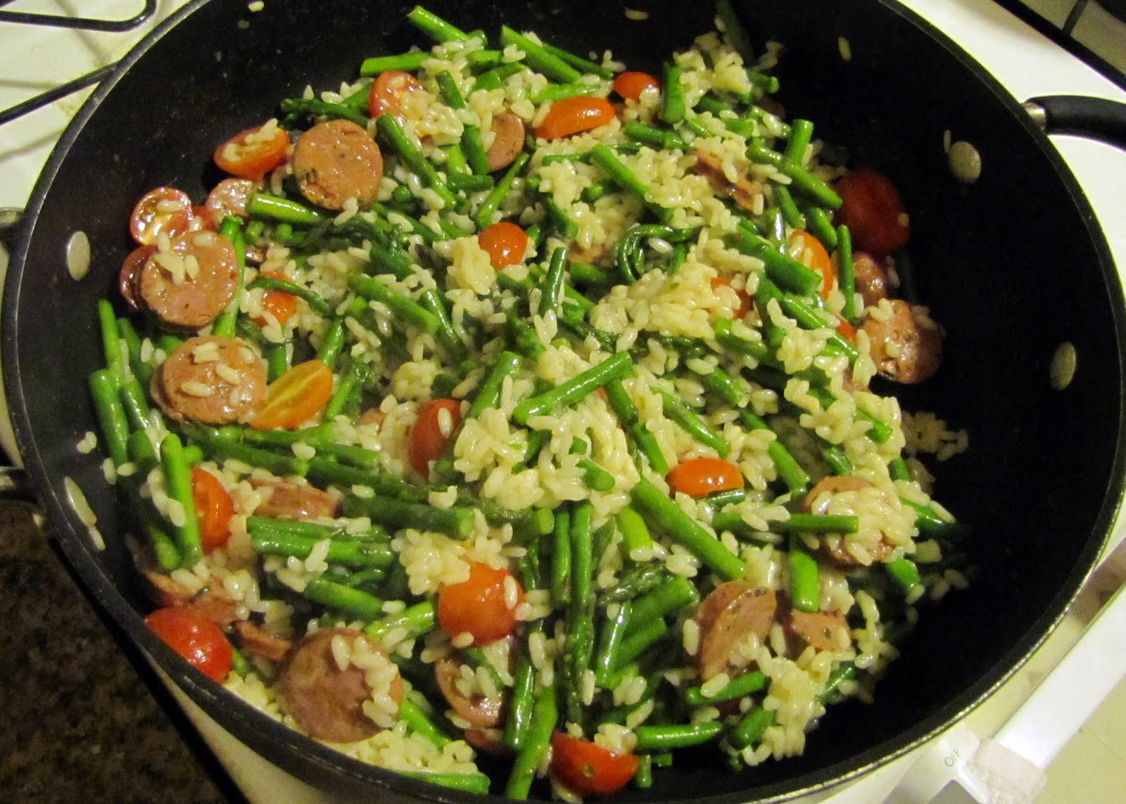 how to cook arborio rice like regular rice