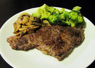 Butter-Basted Pan-Seared Thick-Cut Steaks Recipes — Dishmaps