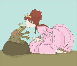 Give Me a KIss: Fairy Tales as Chick Lit.