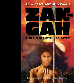 Weird Wednesday: Zan-Gah by Allan Richard Shickman My first CONTEST!
