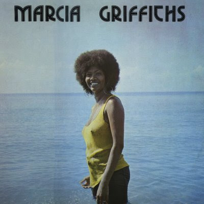 Marcia Griffiths. dans Marcia Griffiths front