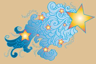 Star Tattoo Sketches