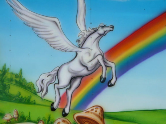 chasing unicorns and rainbows essay Search within ecology & evolutionary biology  chasing the mirage of new water in the american southwest:  return of the unicorns:.