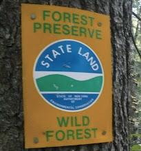 Catskill Park Wild Preserve
