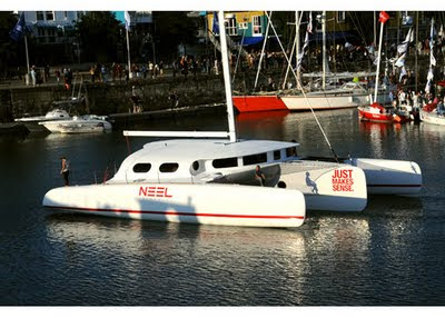 New Neel Trimaran