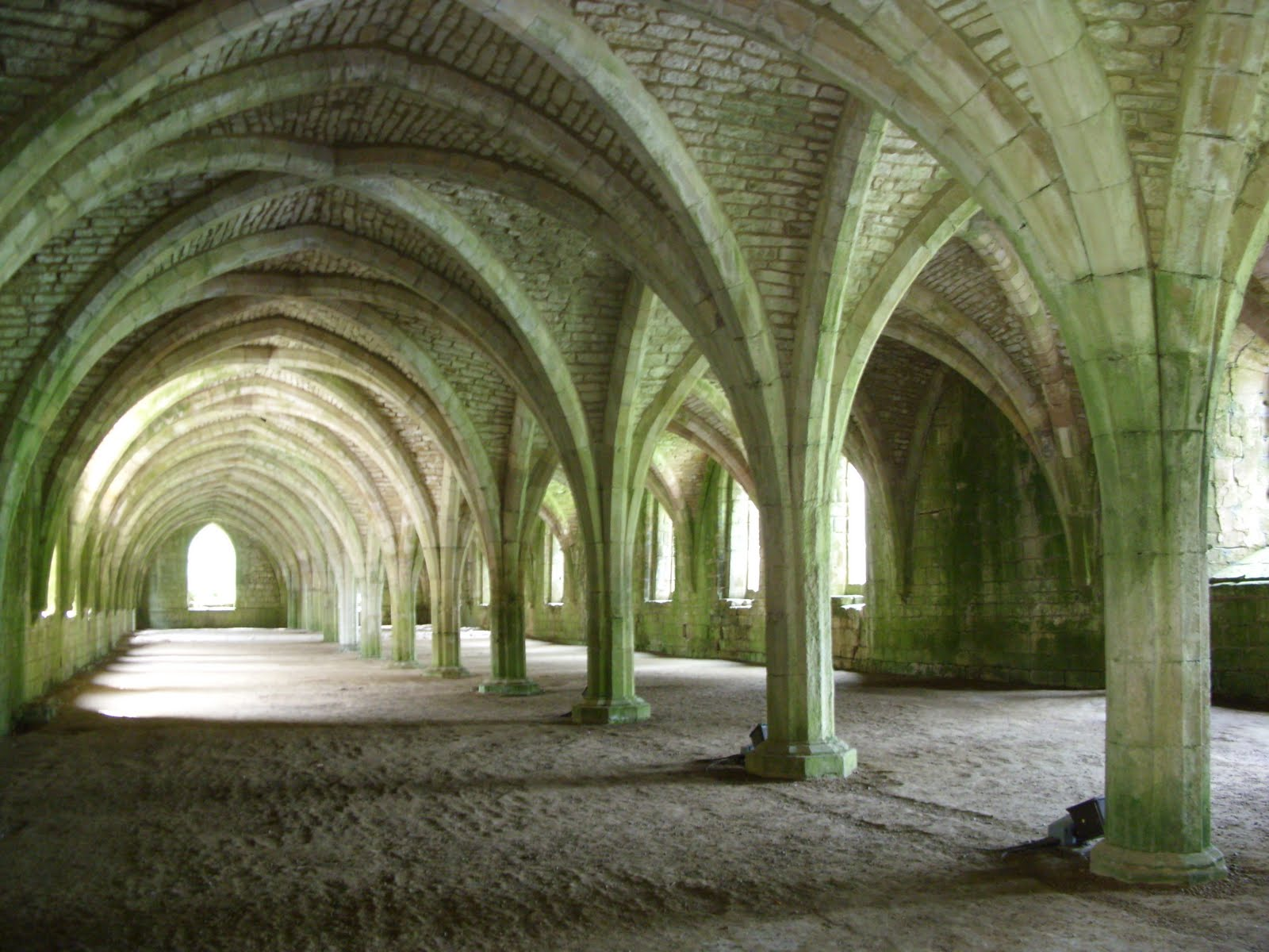 Atmospheric & Haunted Places: Fountains Abbey