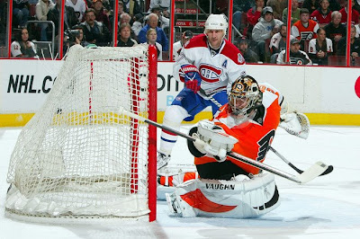 Canadiens-Flyers: Special Teams are Key to Habs' Win.