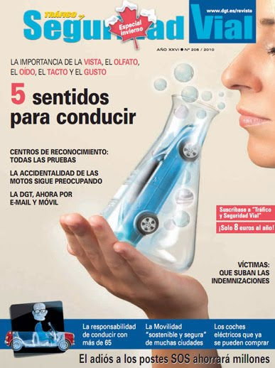 REVISTA TRFICO Y SEGURIDAD VIAL