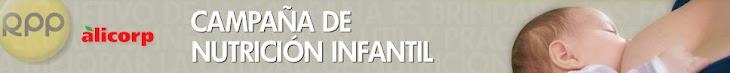 Campaña de Nutrición Infantil
