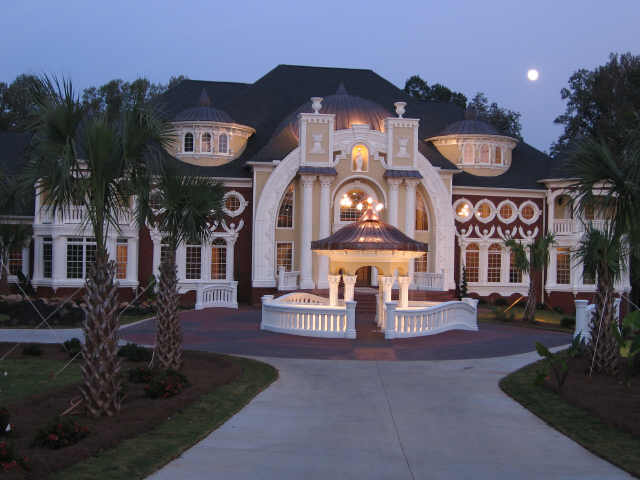 Luxury homes in georgia for Dream homes georgia
