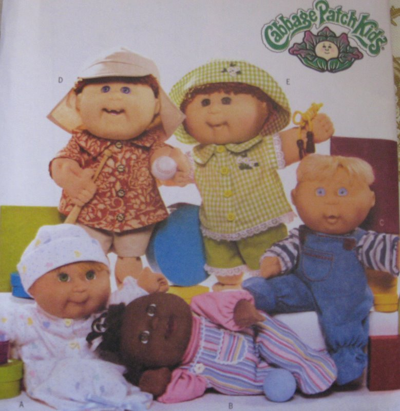 Doll Patterns - Sew a New Addition to the Family, Make a Doll