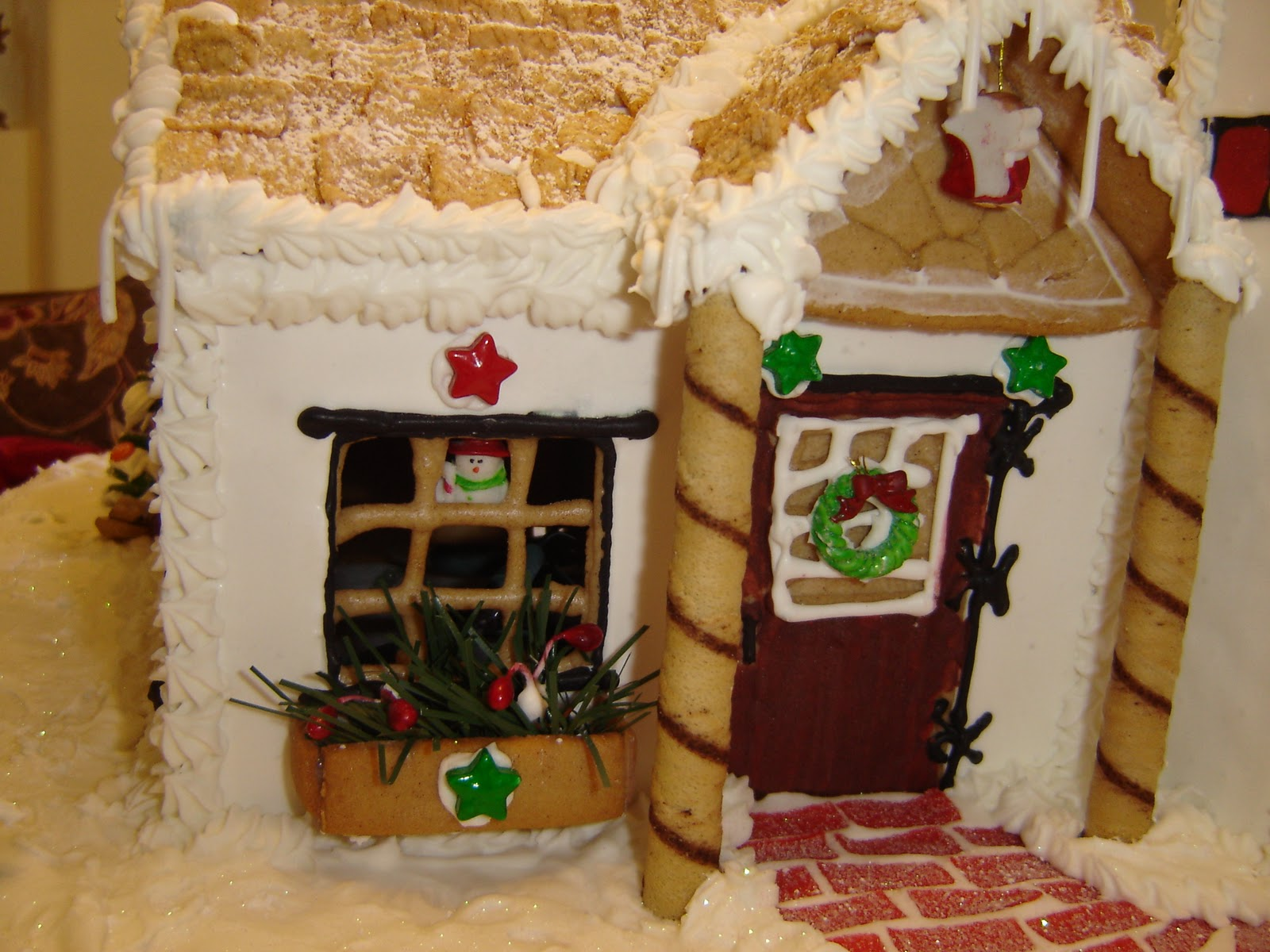 Unique gingerbread ideas