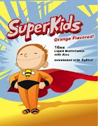 Super Kids Liquid Vitamins