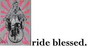 Ride Blessed