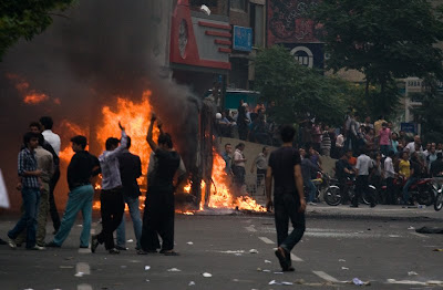 Iranian Presidential Election Protests