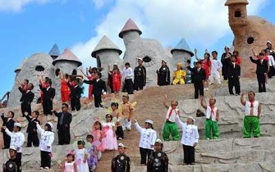 chinese dwarfs