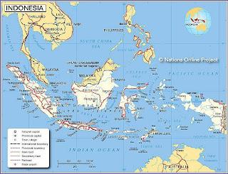 Amirseun indonesia and bandung map indonesia and bandung map sciox Choice Image