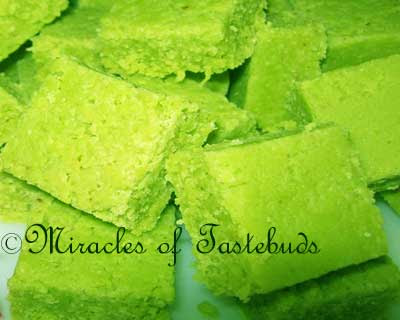 Miracles of tastebuds