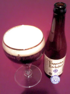 Beer Review – Brasserie de Rochefort '10'
