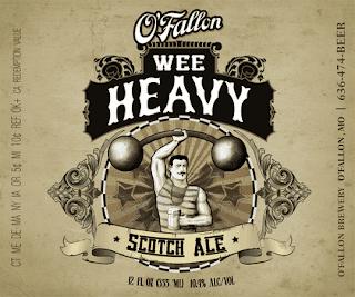 O'Fallon Wee Heavy Coming