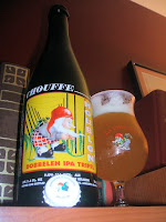 Beer Review: Brasserie d' Achouffe Houblon Chouffe Dobbelen IPA Tripel