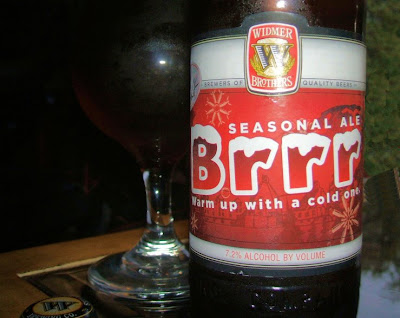 WIDMER BROTHERS TO RELEASE BRRR.