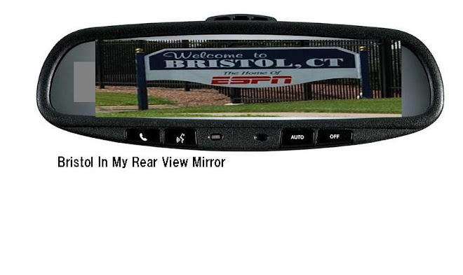 Bristol In My Rear View Mirror