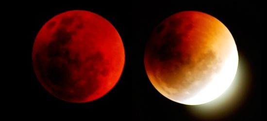 lunar transit (solar eclipse) Pt. Two: The Gates are Open-Lunar Eclipse June