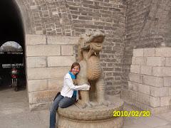 Touring Beijing