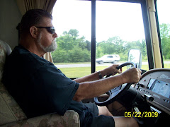 Our Driver on the road