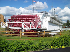 Paddle Wheeler at Pioneer Park