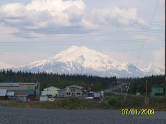 Mt. Drum, 12,010 ft. in Wrangell-St. Elias National Park