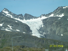 Worthington Glacier July 3rd